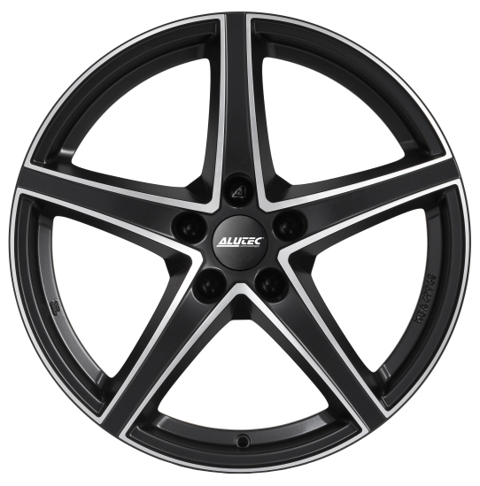 Диски Alutec Raptr Racing Black Front Polished