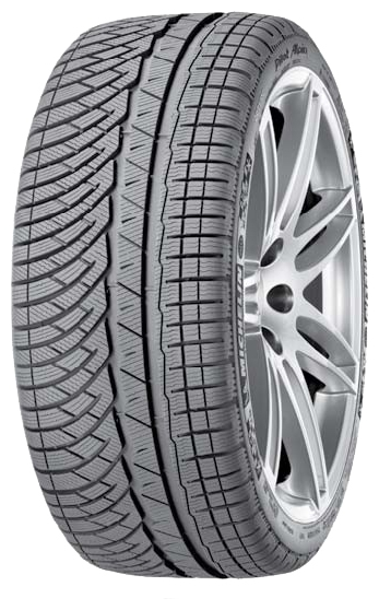Шины Michelin Pilot Alpin 4 N0