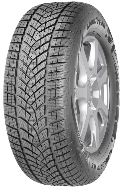 Шины GoodYear UltraGrip Ice SUV